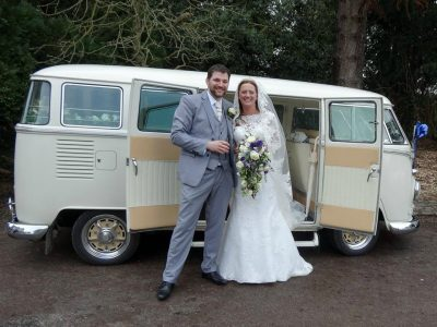 Cheshire VW Campervan Hire Melody