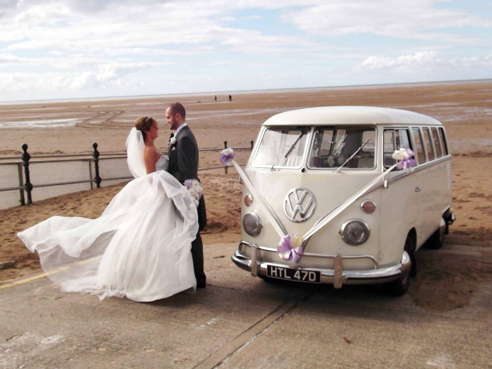VW Campervan Wedding Hire Special Locations