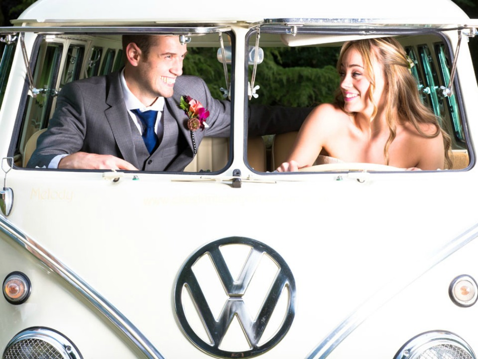 Campervans For Wedding Hire Cheshire Melody